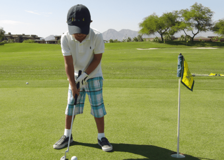 Choose Golf Clubs for Kids