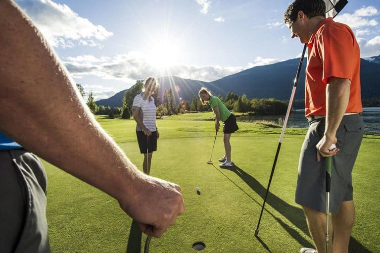 The History Of Playing Golf