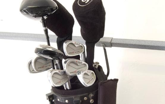 How To Store Golf Clubs