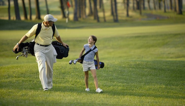 Select Junior Golf Clubs Correctly