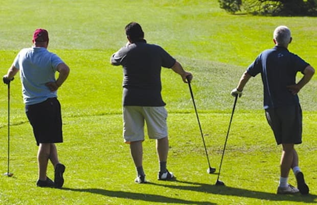 Slow Play in Golf