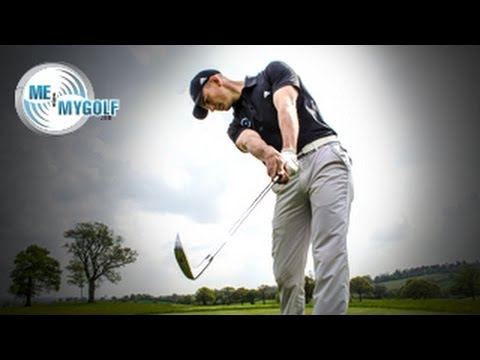 WHEN SHOULD YOU START ROLLING THE WRISTS IN THE DOWN SWING