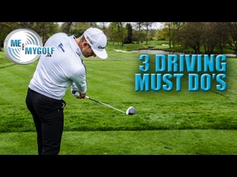 """3 """"MUST DO'S"""" WITH YOUR DRIVER"""